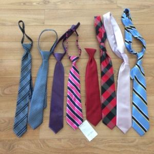 Other - Youth set of Ties